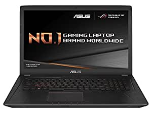 ASUS ROG Strix ZX753VD-GC265T 17.3-inch FHD Gaming Laptop with Gaming Backpack and Mouse (Black/Metal) - (Intel Core i5-7300HQ, 8GB RAM, 128GB SSD + 1TB HDD, NVIDIA GTX1050 4GB GDDR5 Graphics, Windows 10)
