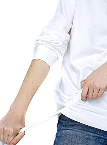 Felpe Pepe Jeans Gala Blanco Bianco
