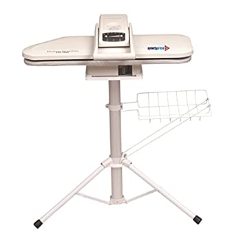 Speedypress PSP206E Super Mega Steam Ironing Press with Stand, 80cm x 31cm; 1,600watt
