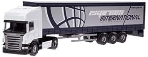Joal - 386 - Véhicule Miniature - Camion Scania Tautliner