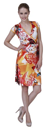Superstition Kleid 2042.19 Orange