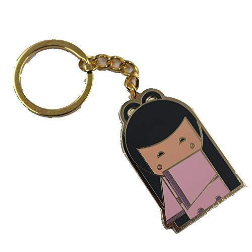 Schlüsselanhänger Cartoon Kostüm Charakter Schlüsselbund Metall Schlüsselhalter (Cartoon Charakter Kostüm)