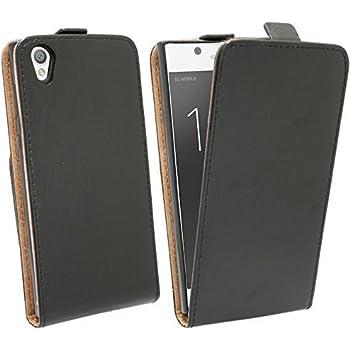 cofi1453 Handytasche Flip Style für Sony Xperia L1: Amazon