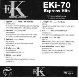 maroon 5 - Overexposed (Target Bonus Tracks)