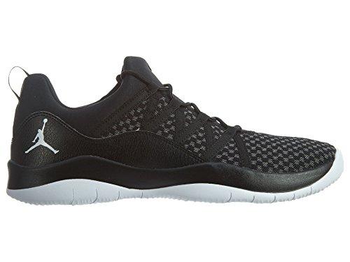 Nike Jordan Deca Fly Gg, Scarpe da Basket Donna Nero / Nero-Bianco