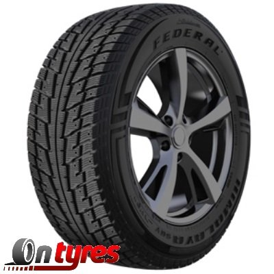 Federal himalaya suv  - 275/40/r20 106t - e/f/74 - pneumatico invernales (4x4)