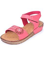 TRASE Doctor Fancy -1 Ortho Slippers Sandals for Women