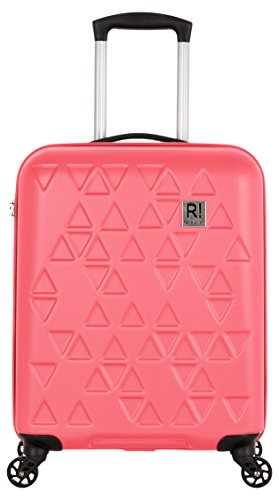 Revelation Echo – C1 4W Standard Carry On Spinner Pink Maleta, 55 cm, 34 liters, Rosa (Pink)