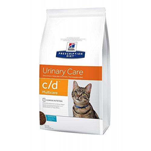 Hill' S Verschreibung Diet Feline c/d Unruhen Blasenschwäche Nahrung Croquettes
