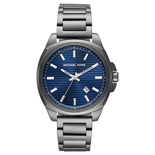 Michael Kors MK8634 Bryson Grey Stainless Steel Men's Watch