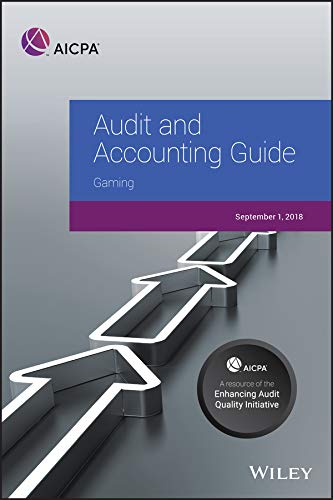 Audit and Accounting Guide: Gaming 2018 (English Edition)