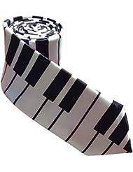 Sock Snob - Hommes Mince Cravate dans beaucoup de styles!