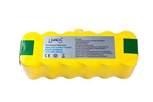 4500 MAh ® hannets Batterie pour iRobot roomba