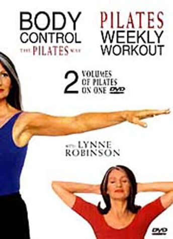 Pilates: Volume 1 - Body Control/Weekly Workout [DVD]
