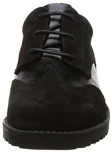Kickers Lachly Lace, Bottes femme Noir (noir)