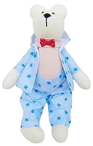 Handgemachtes Teddybär-weiches Spielzeug 29