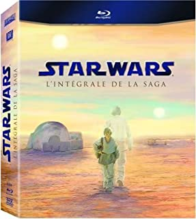 Star Wars - La saga [Francia] [Blu-ray] (B004HYGSXS) | Amazon price tracker / tracking, Amazon price history charts, Amazon price watches, Amazon price drop alerts