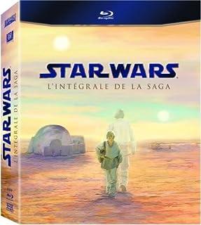Star Wars - L'intégrale de la saga - Coffret Collector 9 Blu-ray (B004HYGSXS) | Amazon price tracker / tracking, Amazon price history charts, Amazon price watches, Amazon price drop alerts