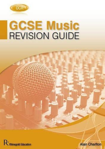 OCR GCSE Music Revision Guide by Alan Charlton (2010-09-30)