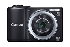 Canon Powershot A810 ( 16.6 MP,5 x Optical Zoom,2.7 -inch LCD )