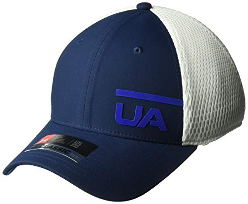 Under Armour Herren Train Spacer Mesh Cap Kappe, Academy/White/Royal (409), L/XL
