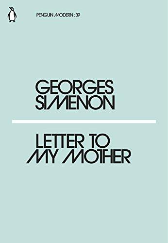 Letter to My Mother (Penguin Modern)