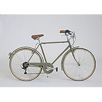 Bicicleta condorino Hombre MADE IN ITALY Via Veneto, verde oasi