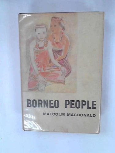 BORNEO PEOPLE.