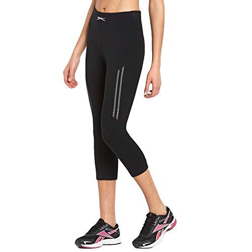 slazenger-womens-high-waist-3-4-capri-running-leggings-tights-14