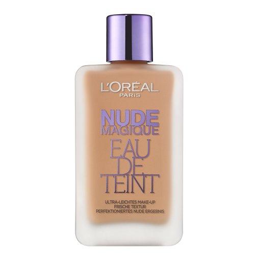 L'Oréal Paris Nude Magique Eau de Teint, 150, Nude Beige, 1er Pack (1 x 20 ml)