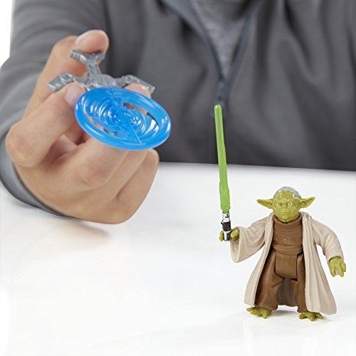 Star Wars Rache der Sith 3.75-Inch Wald Mission Anakin Skywalker und Yoda-figur (Doppelpack) - 6