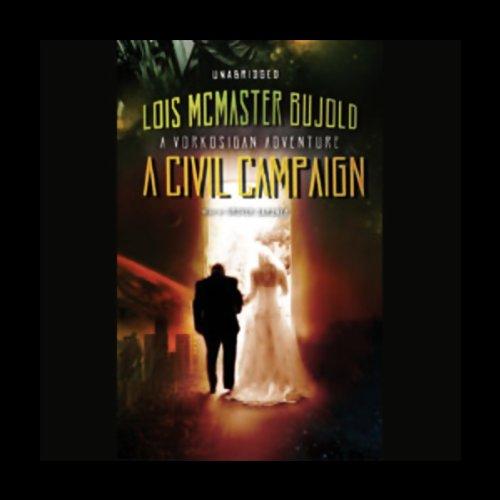 A Civil Campaign  Audiolibri