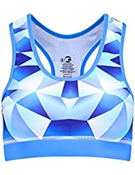 Tenn Ladies Pro-Fit Sports Bra
