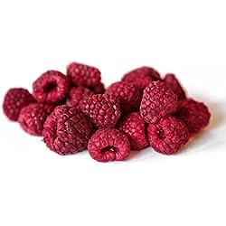 Gefriergetrocknete Früchte - HIMBEEREN 75g Ohne Zucker Keine Zusatzstoffe