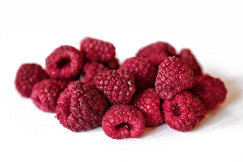 Preisvergleich Produktbild Gefriergetrocknete Früchte - HIMBEEREN 75g Ohne Zucker Keine Zusatzstoffe