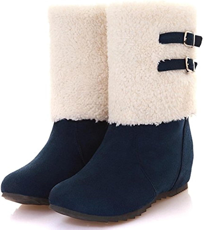 Donna Scarponi da neve il nuovo, Negli stivali tubo Suola in gomma slittata indossare impermeabile, Assorbimento... | Colori vivaci  | Uomo/Donne Scarpa