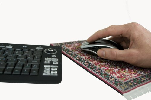 Computer Maus Teppich