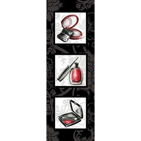 Impresión de Arte Fino en lienzo : Fashion Trio II by Gorham, Gregory - pequeña (24 x 70 Cms)