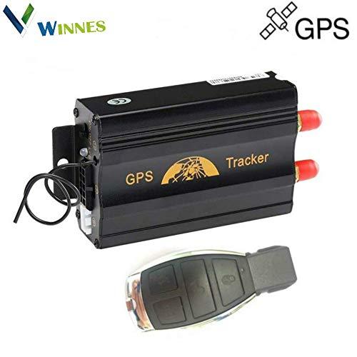 TKSTAR TK103B - Rastreador GPS antirrobo con Mando a Distancia para Coche,...