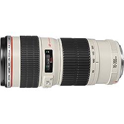 Canon 2578A009AA Objectif 70-200 mm f/4.0 L USM