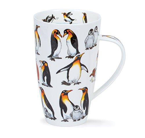 DUNOON Pinguin Ice Pack Fine Bone China Tasse-Made in England England Fine Bone China