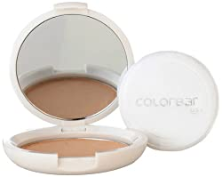 Colorbar Radiant White UV Compact Powder, Tan