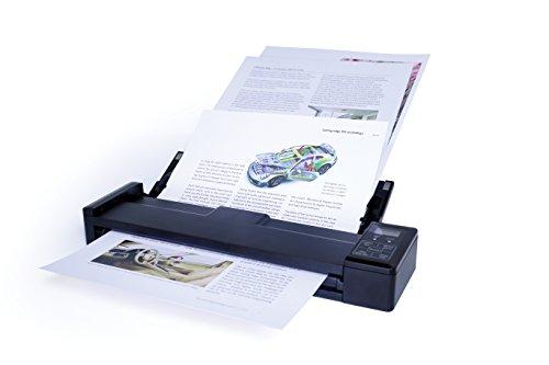 IRIS 458071 Pro 3 WiFi IRIScan Scanner (600x600 dpi, USB 2.0) schwarz - 4