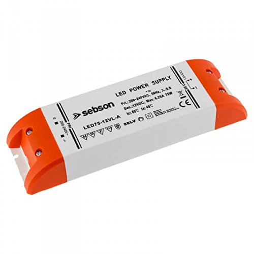 SEBSON 75 W Pilote LED/transformateur LED