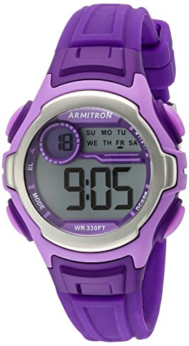 armitron-sport-mujer-45-7070pur-lavanda-acentuado-digital-purple-correa-de-resina
