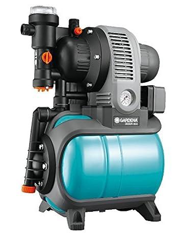 Gardena 175320 Groupe de surpression 3000/4 Eco 2800 l/h - 4 bar, Orange
