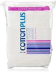 Cotton Plus-Super Maxi idéal pour le nettoyage du visage...