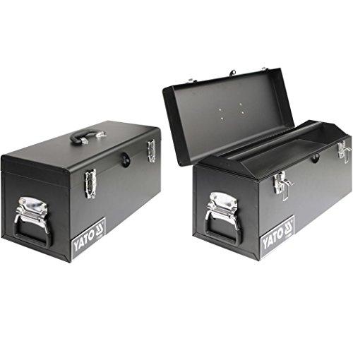 Yato yt-0886–Cantilever Tool Box 510x 220x 240mm