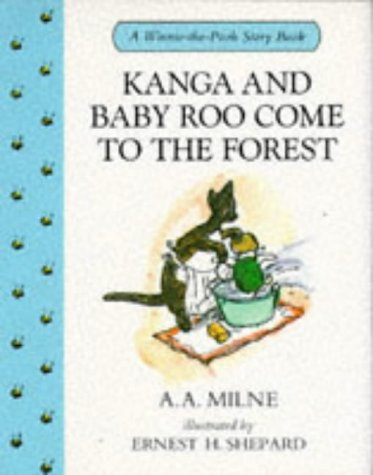 Kanga and Baby Roo come to the forest.