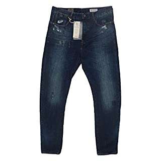 G Star Mens Raw Type D Super Slim Jeans Med AGD Rstrd 1 36 L36